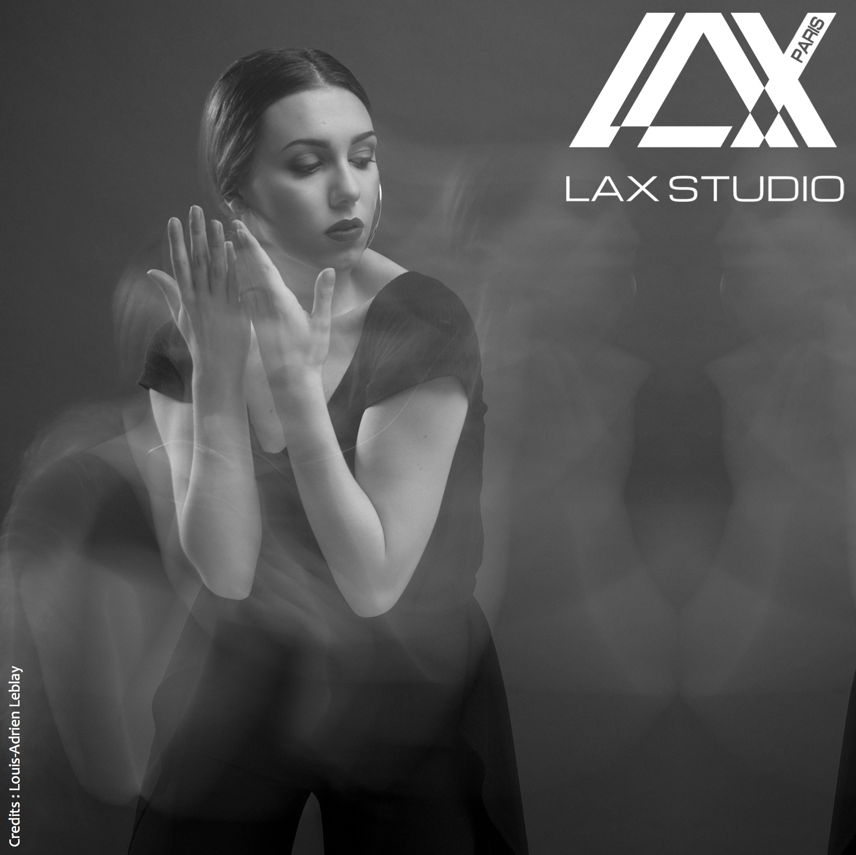 laureen LAX STUDIO experimental feminite danse dance cours école paris ecole school louis adrien leblay photo