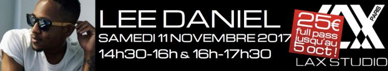 lee daniel groovement hiphop workshop paris france lax studio danse dance ecole school class cours hiphop