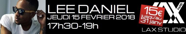 lee daniel groovement hiphop workshop paris france lax studio danse dance ecole school class cours hiphop