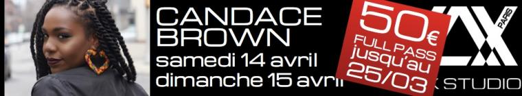 candace brown workshop paris hiphop danse dance class cours ecole school france