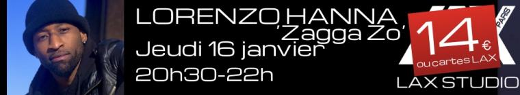 zagga zo lorenzo hanna workshop stage LAX STUDIO PARIS COURS CLASS ECOLE SCHOOL DANSE DANCE FRANCE
