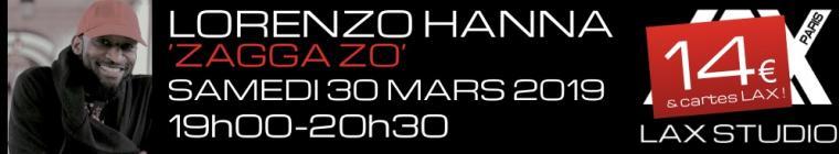 zagga zo lorenzo hanna workshop stage LAX STUDIO PARIS COURS CLASS ECOLE SCHOOL DANSE DANCE FRANCE