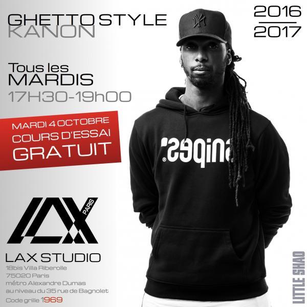 kanon ghetto style DANCE DANSE LAX STUDIO ECOLE SCHOOL PARIS FRANCE HIPHOP HEELS TALONS CLASS COURS
