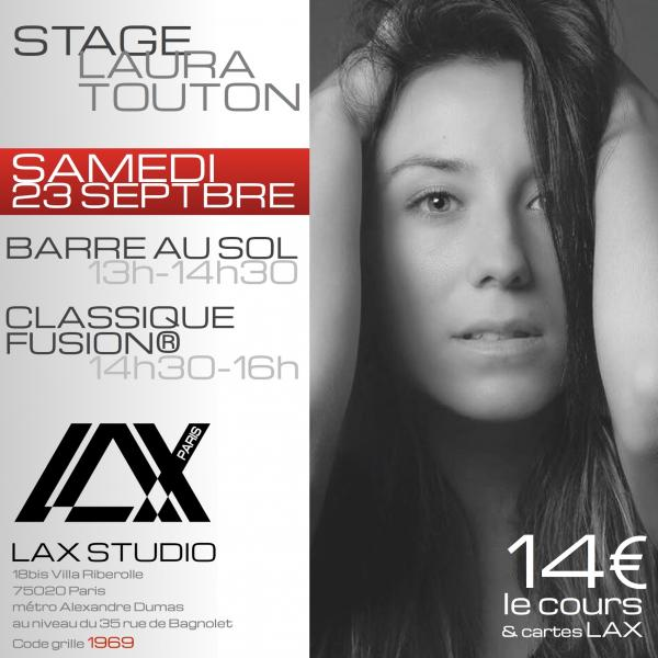laura touton classique fusion barre au sol LAX STUDIO ECOLE SCHOOL DANSE DANCE PARIS FRANCE COURS CLASS HIPHOP modern