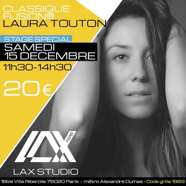 laura touton classique touton LAX STUDIO ECOLE SCHOOL DANSE DANCE PARIS FRANCE COURS CLASS HIPHOP