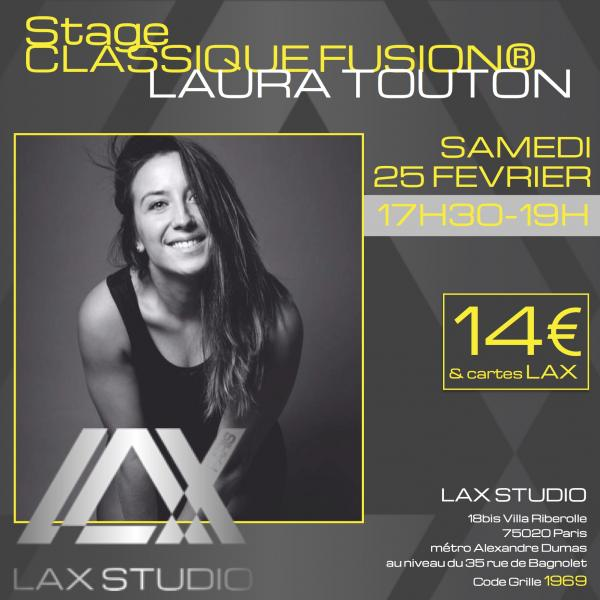 laura touton classique fusion LAX STUDIO ECOLE SCHOOL DANSE DANCE PARIS FRANCE COURS CLASS HIPHOP modern