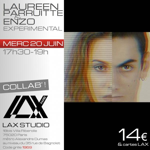laureen parruitte enzo LAX STUDIO ECOLE SCHOOL DANSE DANCE PARIS FRANCE COURS CLASS HIPHOP modern