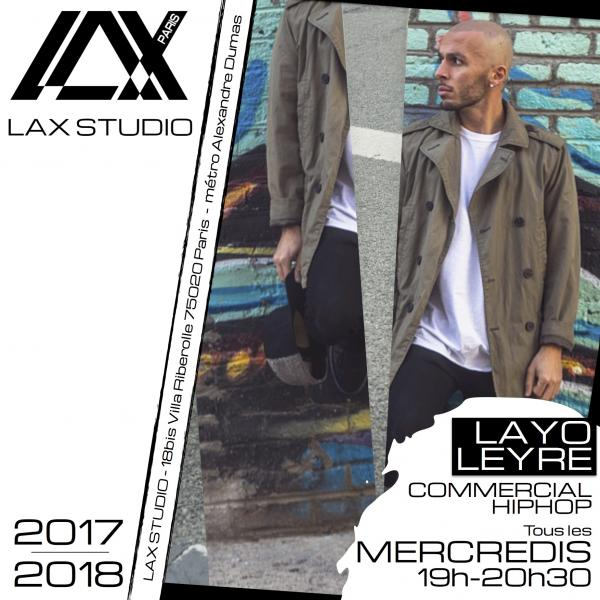 layo LAX STUDIO ECOLE SCHOOL DANSE DANCE PARIS FRANCE COURS CLASS HIPHOP