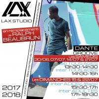 dante cours class paris lax studio france cours class danse dance hip hop street jazz