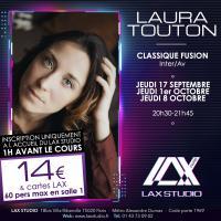 laura touton classique fusion touton LAX STUDIO ECOLE SCHOOL DANSE DANCE PARIS FRANCE COURS CLASS HIPHOP