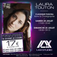 laura touton LAX STUDIO ECOLE SCHOOL DANSE DANCE PARIS FRANCE COURS CLASS HIPHOP modern