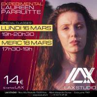 laureen parruitte LAX STUDIO ECOLE SCHOOL DANSE DANCE PARIS FRANCE COURS CLASS HIPHOP modern