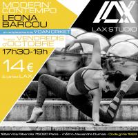 leona barcou LAX STUDIO ECOLE SCHOOL DANSE DANCE PARIS FRANCE COURS CLASS HIPHOP