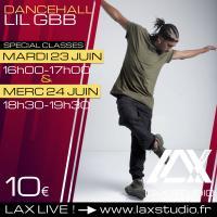 lax studio école school dance danse class cours lil gbb