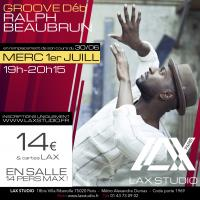 ralph beaubrun ecole school paris lax studio cours class hip hop danse