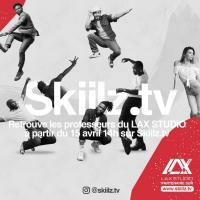 skiilz cours classes lax studio ecole school danse dance paris france web ligne